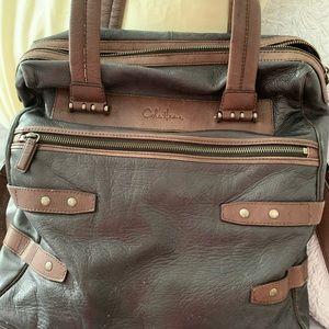 Cole Haan briefcase